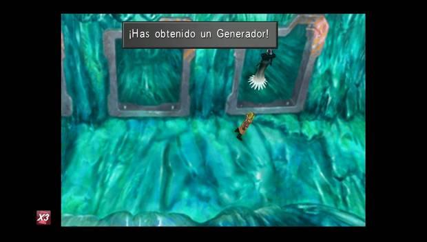 Final Fantasy VIII Remastered - Generador en el Lunatic Pandora