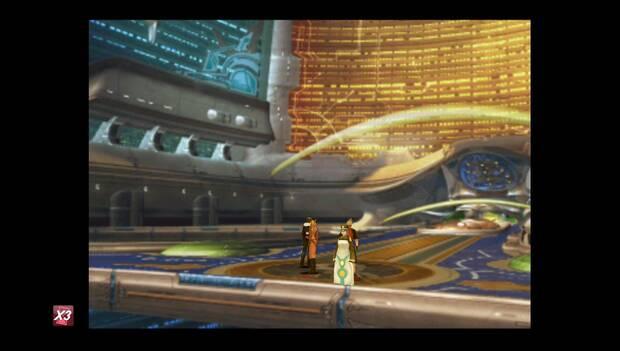Final Fantasy VIII Remastered - La residencia presidencial de Esthar