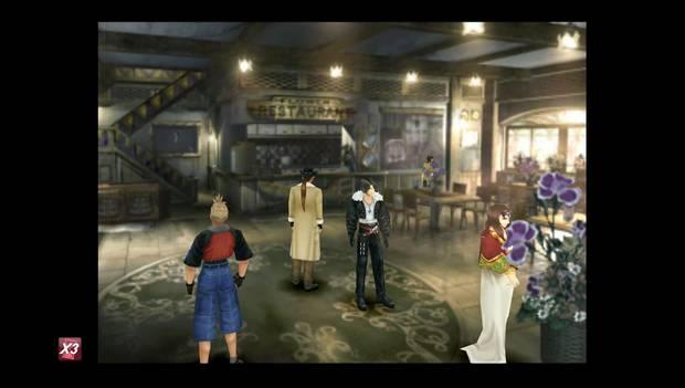 Final Fantasy VIII Remastered - Reina de las Cartas en Centra
