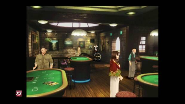 Final Fantasy VIII Remastered - Reina de las Cartas en Dollet