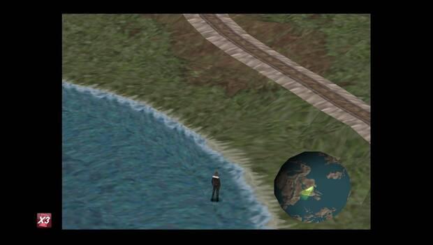 Final Fantasy VIII Remastered - El alienígena: Playa Monday