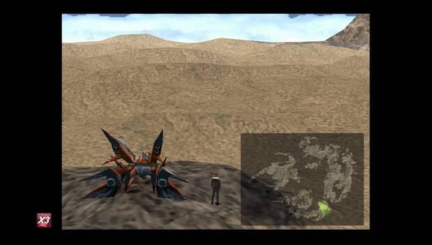 Final Fantasy VIII Remastered - El alienígena: Desierto Kayukbahr