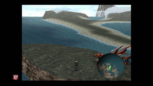 Final Fantasy VIII Remastered - El alienígena: península Jiadeth