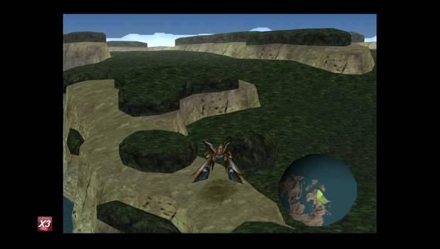Final Fantasy VIII Remastered - El alienígena: zona del OVNI