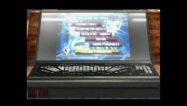 Final Fantasy VIII Remastered - Pupitre de Squall en el Jardín