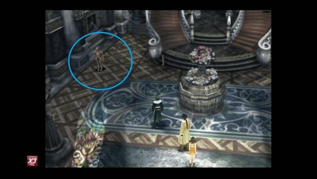 Final Fantasy VIII Remastered - Armadura de la mansión de Winhill