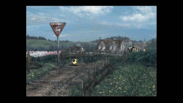Final Fantasy VIII Remastered - El chocobito de Winhill