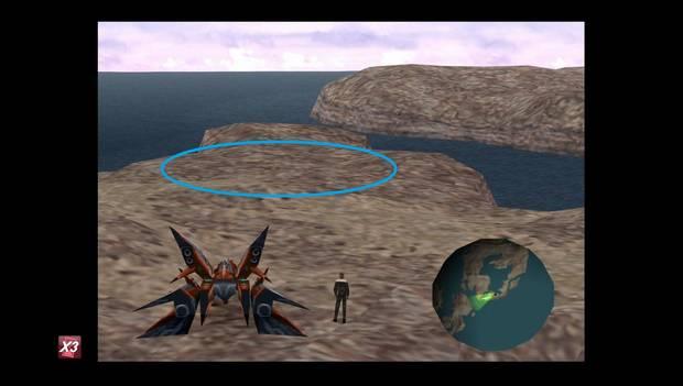 Final Fantasy VIII Remastered - Lugar de aterrizaje