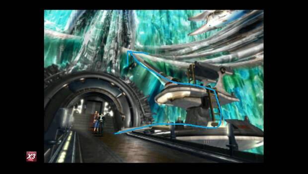 Final Fantasy VIII Remastered - Ruta a seguir hasta Adel