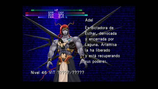 Final Fantasy VIII Remastered - Jefe Adel