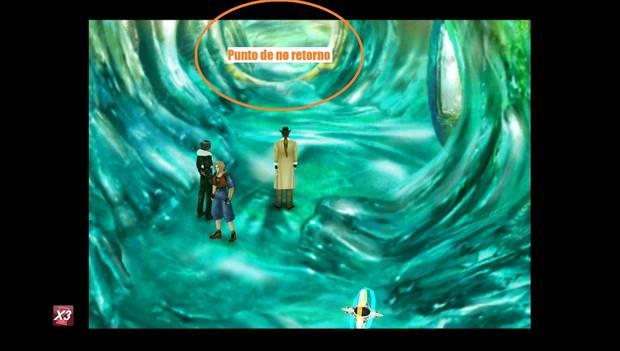 Final Fantasy VIII Remastered - Punto de no retorno en el Lunatic Pandora