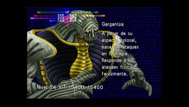 Final Fantasy VIII Remastered - Jefe Gargantúa
