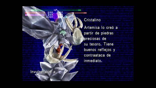 Final Fantasy VIII Remastered - Jefe Cristalino
