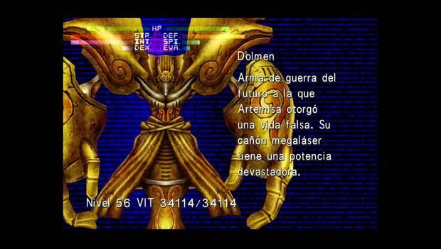 Final Fantasy VIII Remastered - Jefe Dolmen