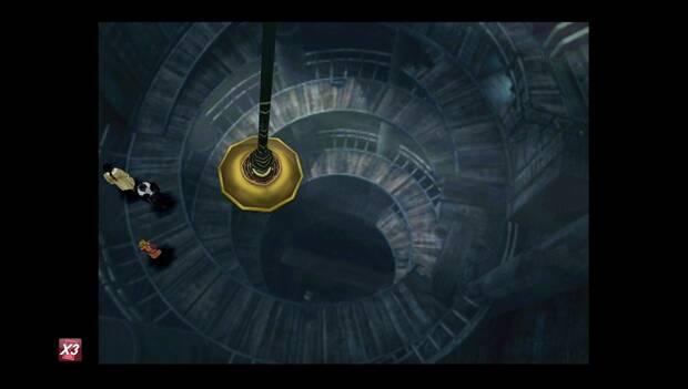 Final Fantasy VIII Remastered - Candelabro que se mueve en la torre del castillo de Artemisa