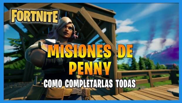 Fortnite Battle Royale - Penny Missions