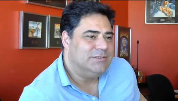 Pablo Ruiz, historia del videojuego espa