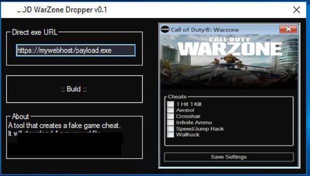 Cheats para Call of Duty: Warzone.