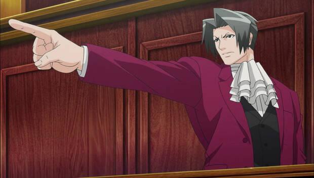 La serie de animación de Ace Attorney llega a Steam Imagen 3