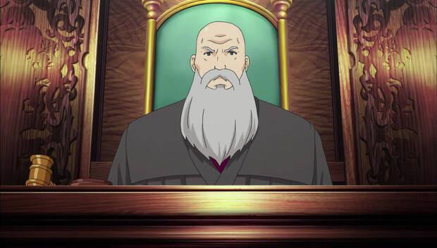 La serie de animación de Ace Attorney llega a Steam Imagen 2