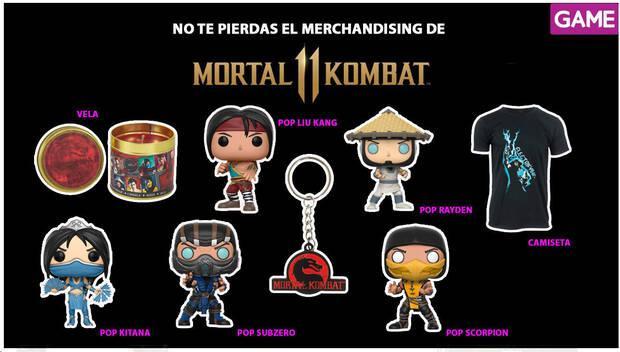 GAME detalla sus ediciones y contenidos exclusivos para Mortal Kombat 11 Imagen 5