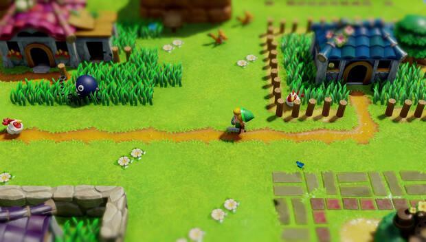 The Legend of Zelda: Link's Awakening Imagen 1