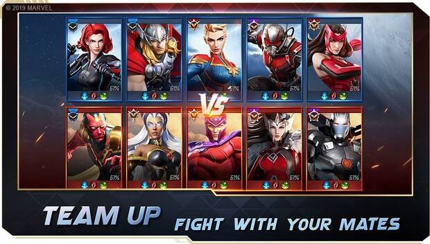 Marvel Super War Imagen 1