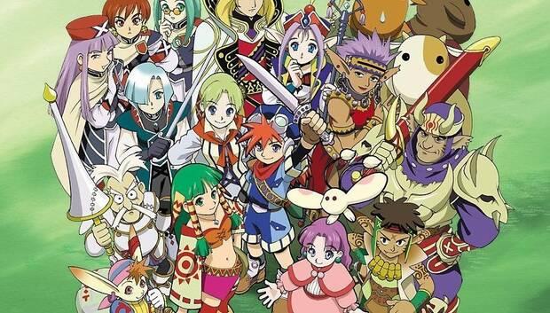 Grandia HD Collection llegará muy pronto a Nintendo Switch Imagen 2