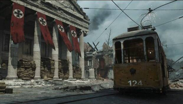 Mapa Aachen de Call of Duty: WWII