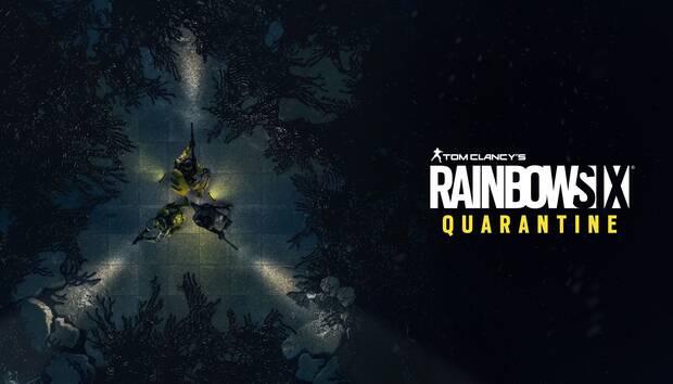 Rainbow Six Quarantine podría cambiar de nombre