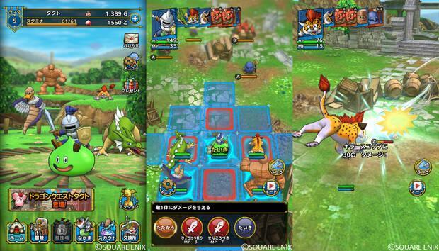 Dragon Quest Tact Imagen 1