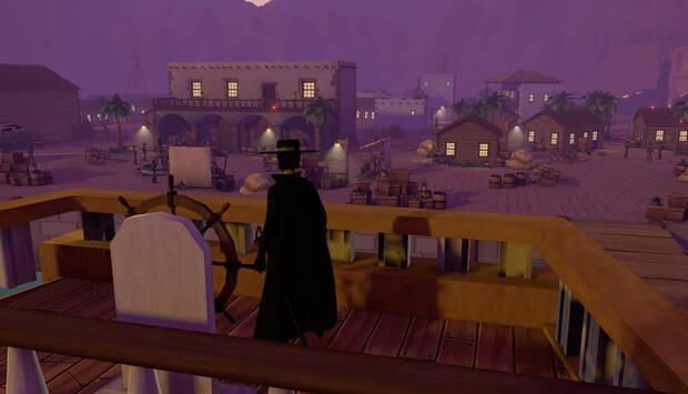 Captura de Zorro: The Chronicles.