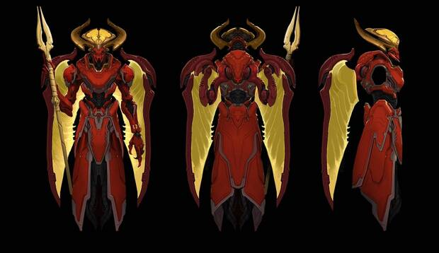Los demonios de Doom Eternal se inspiraron en Heavy Metal, Posesi