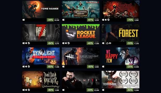 Arrancan las rebajas de Halloween en Steam Imagen 2