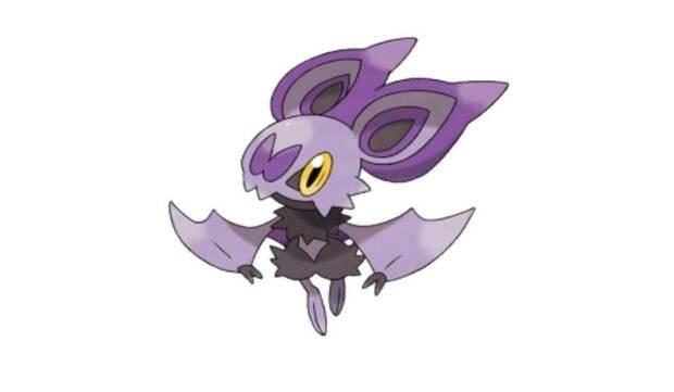 Noibat será uno de los pokémon que regrese en Pokémon Espada y Escudo Imagen 2