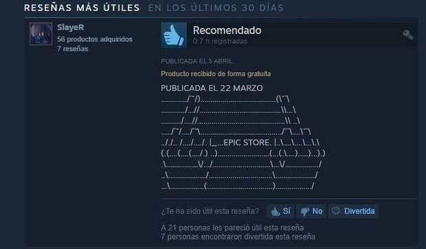 Avalancha de críticas a la saga Borderlands en Steam por la exclusividad con Epic Imagen 2