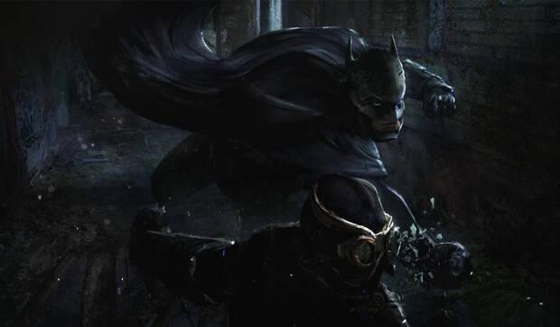 Aparecen posibles conceptos artísticos de Batman: Court of Owls Imagen 2