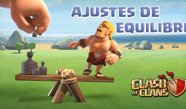 Clash of Clans se actualiza para ajustar su jugabilidad Imagen 2