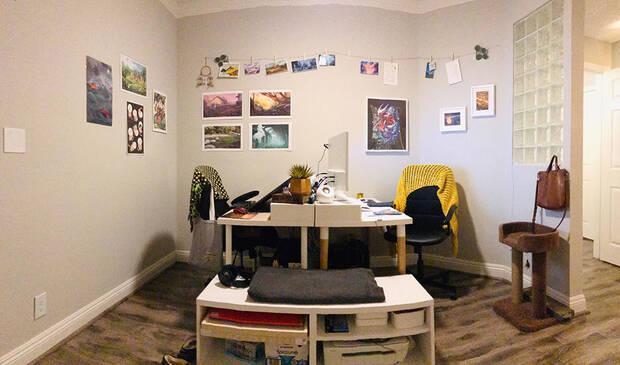 Desde casa: Los profesionales del videojuego muestran cómo trabajan en sus hogares Imagen 6