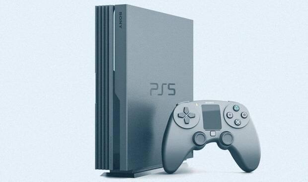 Un artista francés imagina cómo sería PlayStation 5 Imagen 2
