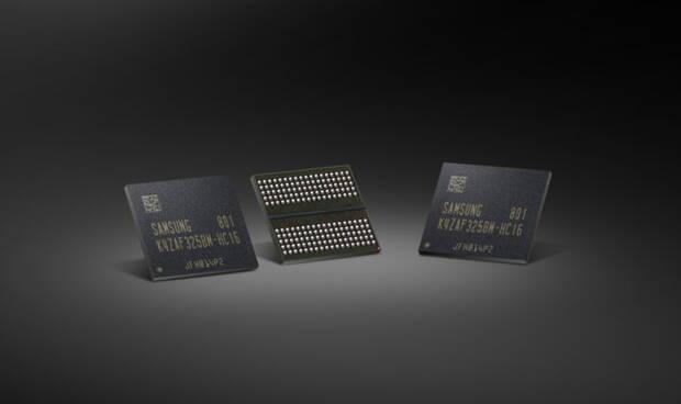 Samsung comienza a fabricar la RAM GDDR6 de las futuras tarjetas y consolas Imagen 2