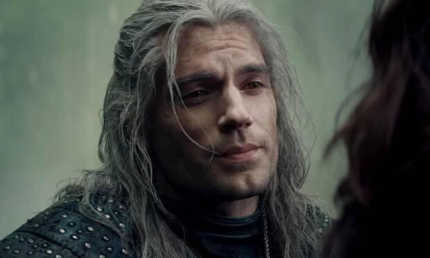 Henry Cavill como Geralt de Rivia en The Witcher de Netlix.