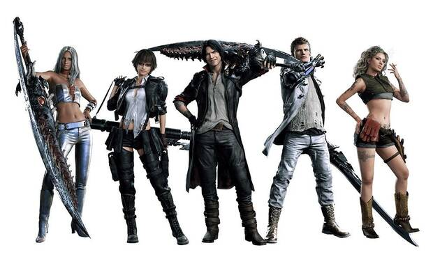 Devil May Cry 5 - Trajes de la reserva del juego