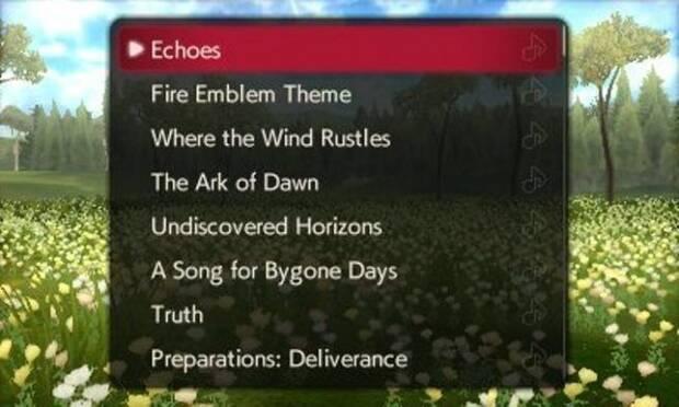 Un truco permite acceder a la música de Fire Emblem Echoes: Shadows of Valentia Imagen 2