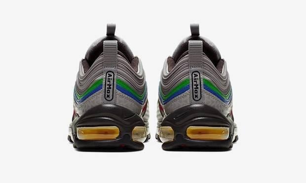 Las nuevas zapatillas Air Max 97 de Nike están inspiradas en Nintendo 64 Imagen 5