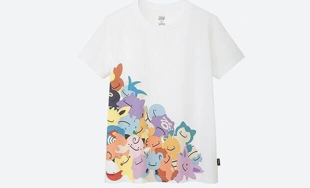 Pokémon: Estas son las fabulosas camisetas ganadoras del concurso de Uniqlo Imagen 7