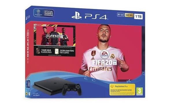 FIFA 20 tendrá varios packs de PS4 y PS4 Pro en su lanzamiento Imagen 2