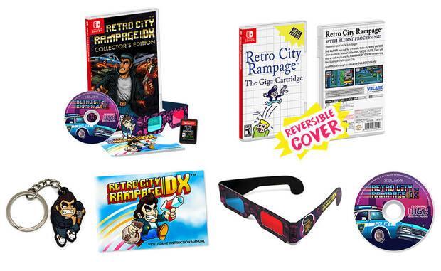 Retro City Rampage DX tendrá edición física en Switch Imagen 2