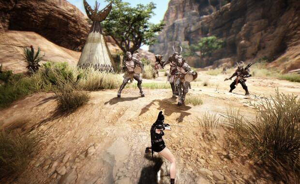 Black Desert Online Imagen 1