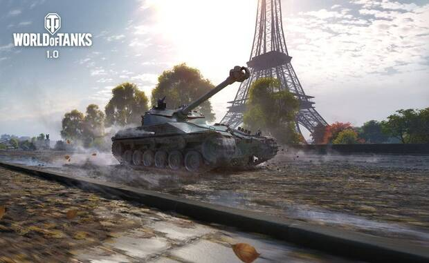 World of Tanks Imagen 1